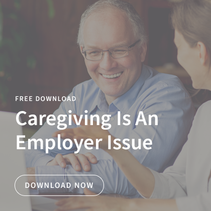 caregiving is an employer issue